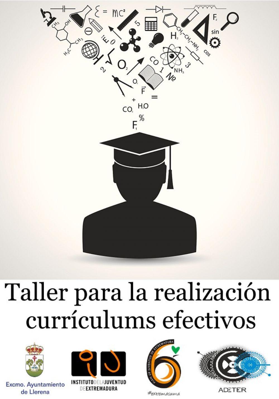 ADETER imparte un taller para elaborar Currículum Eficaces - LLERENA ...